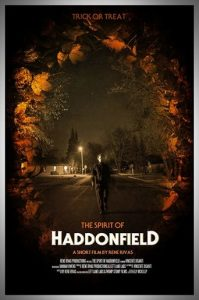 "Poster for the movie ""The Spirit of Haddonfield"""