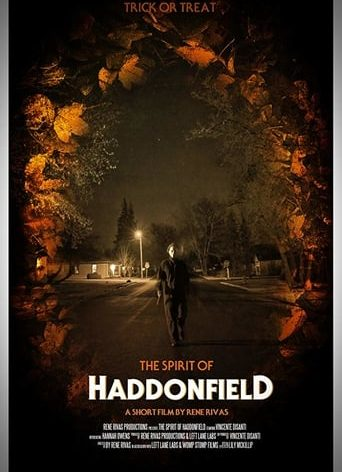 """Poster for the movie """"The Spirit of Haddonfield"""""""