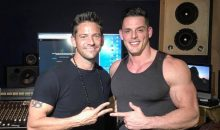 Mr Pec-Tacular Jesse Godderz can sing to, check out new music video!!