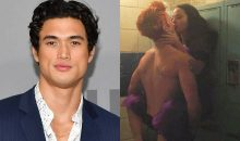 Charles Melton's reaction to Archie and Veronica's sex scene on Riverdale!!