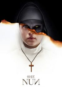 "Poster for the movie ""The Nun"""
