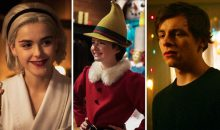 Chilling Adventures of Sabrina Conjures a Christmas Special!!