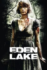 "Poster for the movie ""Eden Lake"""