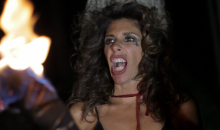 First clip from 'TERROR TALES' starring HORROR Icons Lynn Lowry, Ari Lehmann, Felissa Rose and Laurene Landon!!