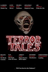 "Poster for the movie ""Terror Tales"""