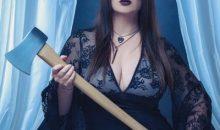 Women of Horror: Jenn Nangle (Malvolia: The Queen of Screams, PopHorror)!!