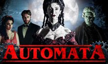 Lawrie Brewster's Automata to Premiere at FrightFest Glasgow!!