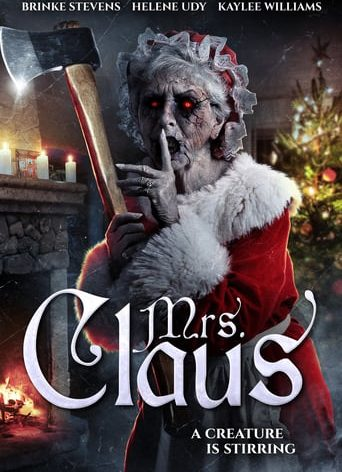 "Poster for the movie ""Mrs. Claus"""