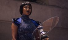 Vivica A.Fox stars in sci-fi thriller CROSSBREED!!