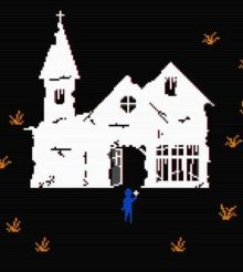 Faith: Chapter 2 pixel horror game to scare us in February!!