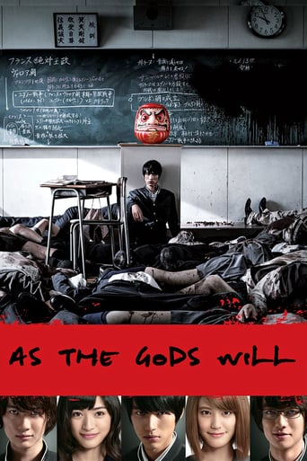 "Poster for the movie ""As the Gods Will"""