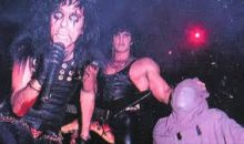 Amazing new music video of Kane Roberts and Alice Cooper!!