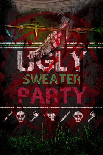 """Poster for the movie """"Ugly Sweater Party"""""""