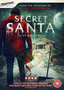 "Poster for the movie ""Secret Santa"""