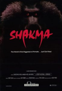 """Poster for the movie """"Shakma"""""""
