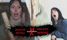 Shelley Duvall and many other stars private autograph signing with Mintych Authentics!!