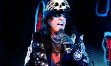 Alice Cooper reveals death pact with wife Sheryl Goddard!!