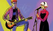 Archie And Sabrina: Archie Comics Rebrands For Issue #705!!