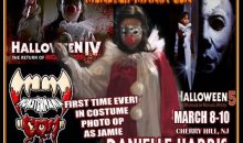 Danielle Harris to appear as Jamie Lloyd in Costume for 1st Time Ever at Monster Mania!!