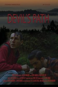 "Poster for the movie ""Devil's Path"""
