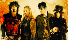 SiriusXM's Hair Nation channel 39 will become Mötley Crüe Week March 18 – 24!!