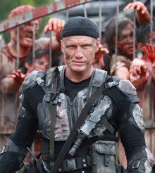 Dolph Lundgren stars in Saban Films' Dead Trigger!!