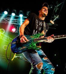 Celebrity Picks: Jacob Stibbie (Solo Rock Artist, America's Got Talent)!!
