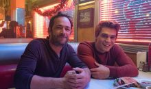 KJ Apa Opens Up About His Close Relationship With Riverdale Dad Luke Perry!!
