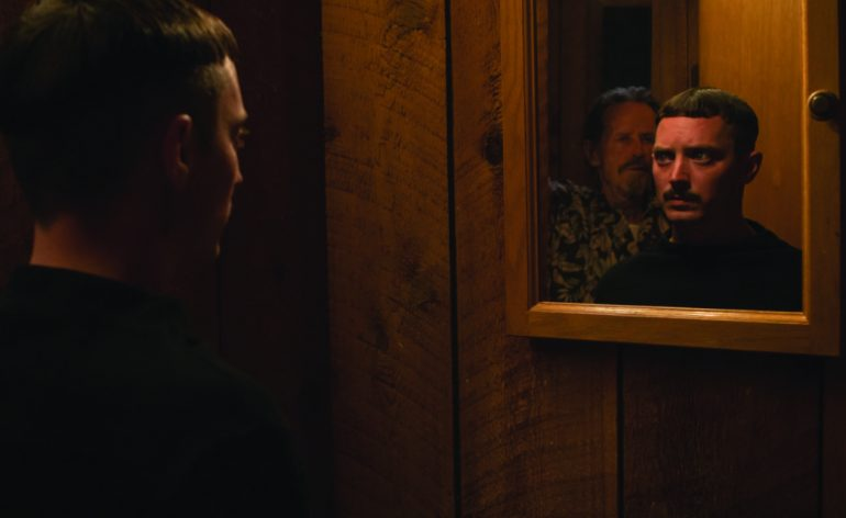 Teaser For Come To Daddy Starring Elijah Wood