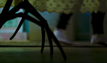 New trailer for creepy spider horror film Itsy Bitsy!!