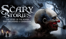 'SCARY STORIES' DOCUMENTARY SPOOKS DVD THIS JULY – LEARN THE STORY BEHIND THE STORIES!!