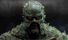 Swamp Thing drops stylish poster to commemorate move to CW!!