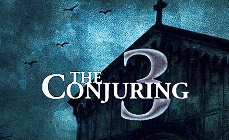 Art Work For The Conjuring 3