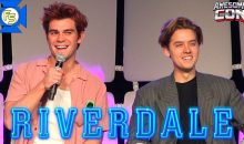 """Watch """"RIVERDALE Panel (KJ Apa, Cole Sprouse) – Awesome Con 2019"""" on YouTube!!"""