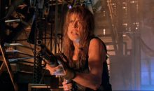 First poster is here for Terminator: Dark Fate with Linda Hamilton!!
