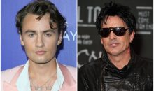 Will Motley Crue's Tommy Lee Be on 'The Hills'? Son Brandon Lee Says Their Fight Will Be Televised!!
