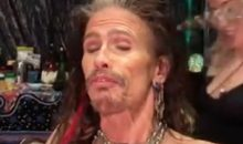 Steven Tyler Video Leaked By Bisexual Star!!