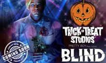 Pretty Boy from Blind is getting a Halloween mask from Trick or Treat Studios!!