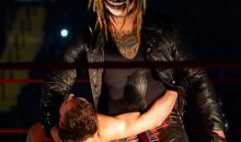 Bray Wyatt's The Fiend horror gimmick debuts at Summerslam!!