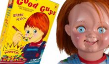 Child's Play Good Guys Cereal Is Finally Real and You Can Eat Some Right Now!!