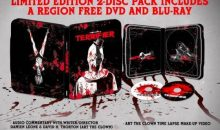 Pre-order Limited Edition Terrifier Steelbook