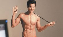 Mark Patton's Guys To Kill For: Eddie Peng (Unbeatable, Rise of the Legend, The Great Wall)!!