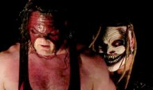 More Horror in Pro Wrestling: The Fiend attacks Demon Kane!!