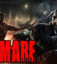 Daymare: 1998 – a thrilling third-person survival horror game releases today on PC!!