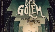 German Horror will be available in the U.S. called Der Golem!!