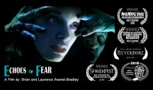 AWARD-WINNING SUPERNATURAL HORROR ECHOES OF FEAR HITS THEATERS!!