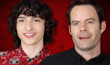 Finn Wolfhard and Bill Hader interview each other!