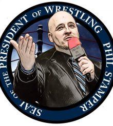 Celebrity Picks: Phil Stamper (Wrestling Personality, Ninjas vs Monsters)!!