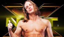 #TBT-Non Horror-Wrestling interview with Matt Riddle from NXT Wrestling!!