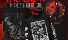 The Crow, Trick T Treat and more items available at Fright Rags!!